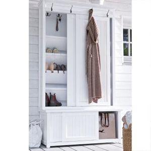 Ein neues zuhause f r heels und boots tagblatt der stadt for Garderobe versteckt