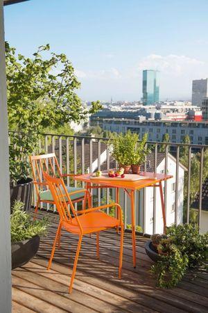 platzsparende m bel f r kleine balkone tagblatt der stadt z rich. Black Bedroom Furniture Sets. Home Design Ideas